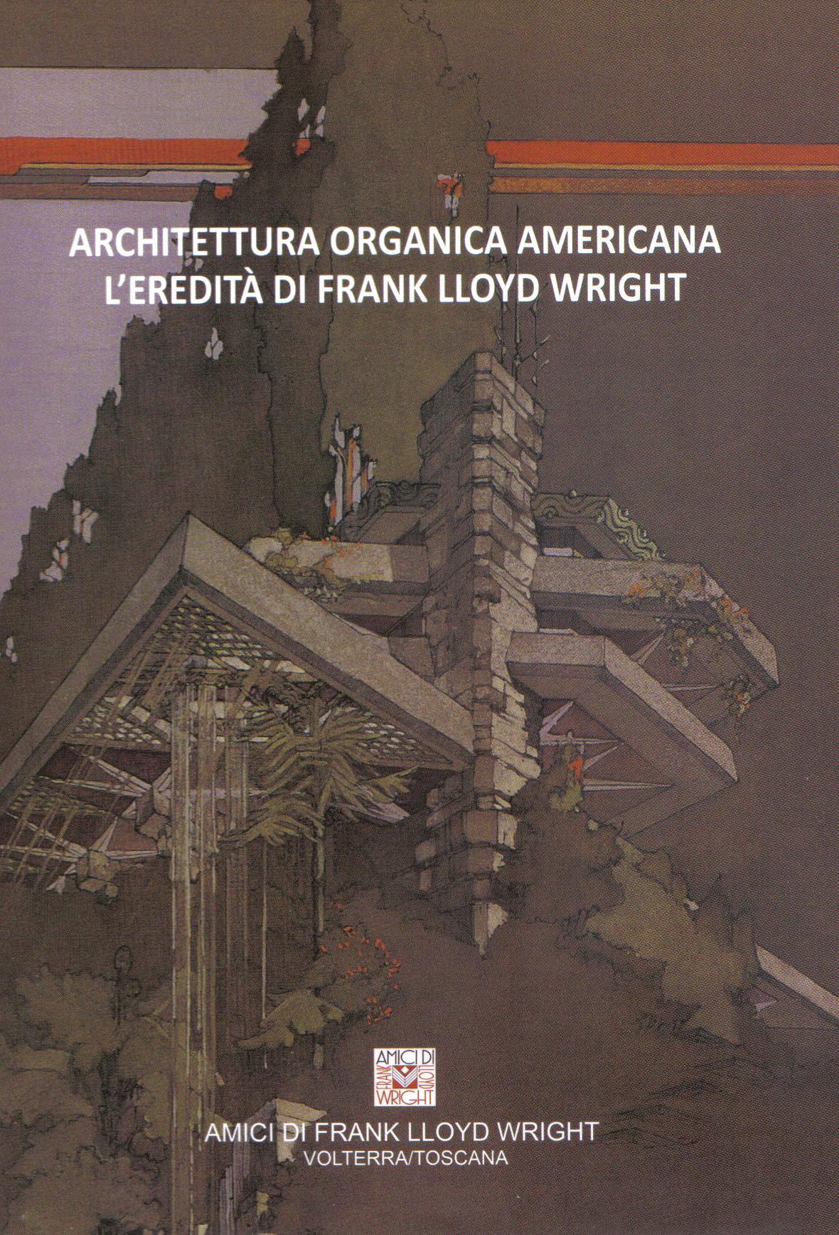 chelazzi architettura organica americana